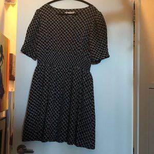 Yumiko Dresses - Autumn colors mini dress